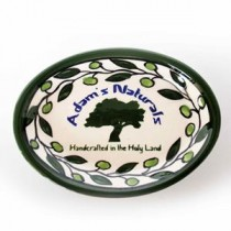 Hand-Painted Soap Dish
